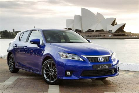 lexus ct200 2012 2012 lexus ct 200h gets optional f sport package autoblog