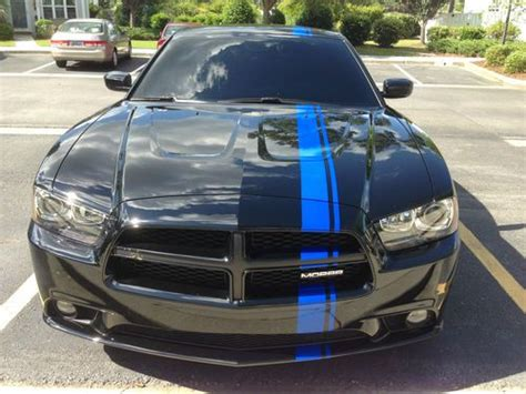 Sell Used 2011 Dodge Charger Mopar Edition #555, 11,000
