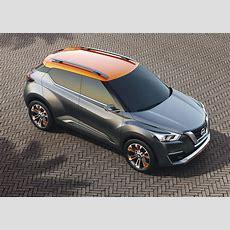 Nissan May Bring New Kicks Small Crossover To Usa  Carscoops