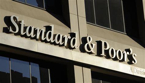S&p Global Revenue And Profit Rise