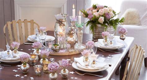 piano cuisine occasion décoration de table romantique pour noël prima