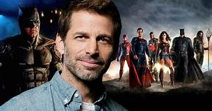 Zack Snyder Shows Support for Justice League Director's ...