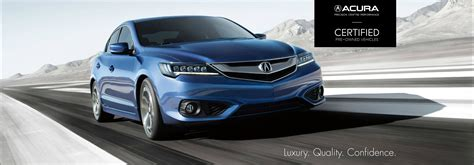 benefits of buying certified pre owned acura muller s