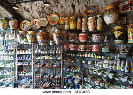 ceramics souvenir shop traditional vases royalty free stock image image 32265626 shop selling pottery gifts presents souvenirs in the traditional stock photo royalty free