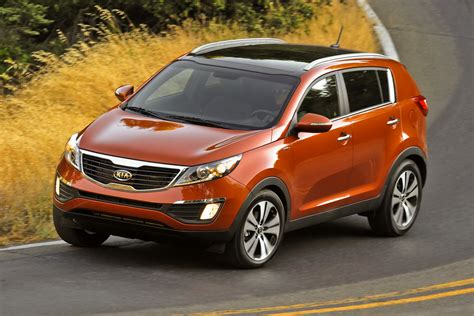 2011 Kia Sportage Released Pricing For U.s.