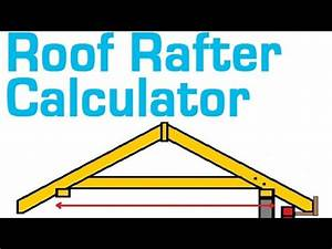 roof rafter calculator estimate rafter length cost and With average cost of trusses