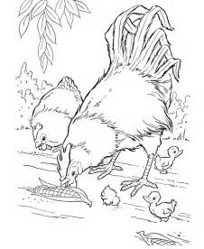 realistic animal coloring pages realistic farm animal coloring - Realistic Wildlife Coloring Pages