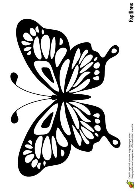 papier cuisine coloriage papillon symetrique sur hugolescargot com