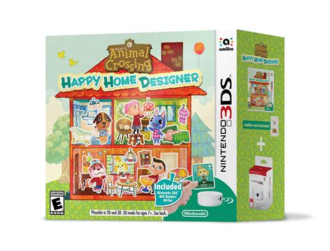 Welcome To The New Home Designing by Animal Crossing Happy Home Designer Un Bundle 3ds En Images