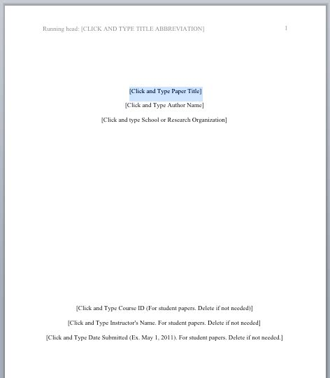 Turabian Formate Template Microsoft Word by Turabian Cover Page Template Pictures To Pin On Pinterest