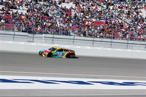 Sights And Scenes From The Las Vegas Motor Speedway
