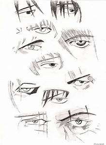 Male characters' anime eyes by Marivel87 on DeviantArt
