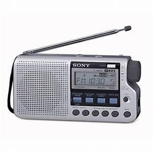 Poste Radio Sony : sony icf m33rds radio radio r veil sony sur ~ Maxctalentgroup.com Avis de Voitures