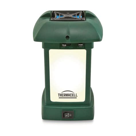 thermacell mosquito repellent lantern 184360 pest at sportsman s guide
