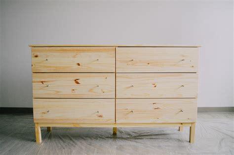Ikea Tarva Dresser Hack
