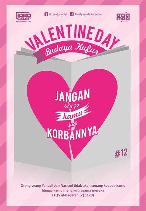 komunitas mdc gejolak remaja tolak valentine melalui