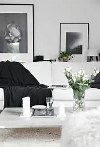 Sofa Nordischer Stil : 120 neue gestaltungsm glichkeiten f r wohnzimmer ~ Lizthompson.info Haus und Dekorationen