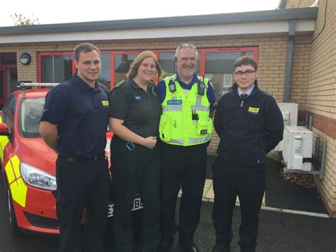 PCSO whose heart stopped in back of ambulance reunited ...