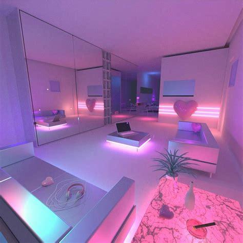 neon chambre e p o c h theme néon chambres et
