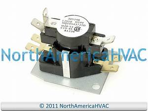 Icp Heil Tempstar Furnace Blower Motor Fan Relay Sequencer 1054372 Hq1054372td