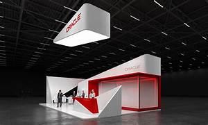 Oracle, Exhibition, Stand, Design, Idea
