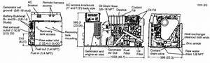 Cummins Onan Mdkbm 11 5 Kw Marine Generator