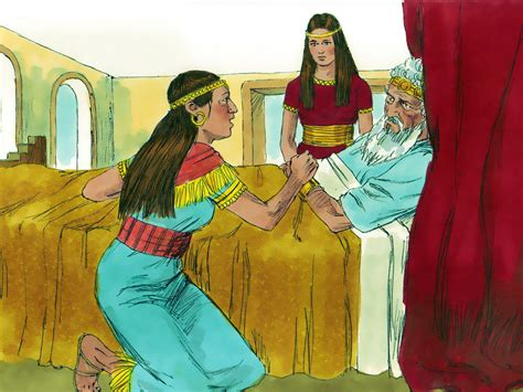Adonijah Plots To Become King But David
