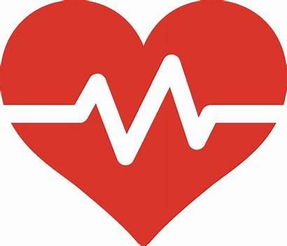Health Heart Icon Insurance Medicare Symbol Clipart
