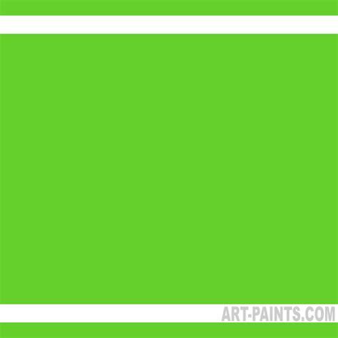 light green color acrylic paints x 15 light green
