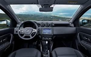Dacia Duster Innenraum : renault duster 2018 launch date interior specifications ~ Kayakingforconservation.com Haus und Dekorationen