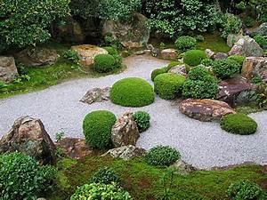jardins japonais le design du naturel With beautiful amenagement petit jardin zen 0 jardin zen de meditation dans une cour de banlieue