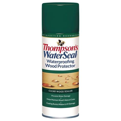 paint colors for fences thompson 39 s waterseal 11 oz clear waterproofing wood