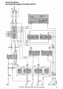 Volvo C30 User Wiring Diagram 2007