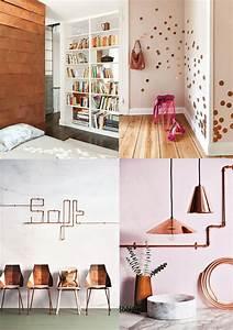 revgercom decoration couleur cuivre idee inspirante With couleur avec bleu marine 16 blog papiers peints de marques inspiration decoration
