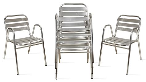 chaise de jardin aluminium stunning fauteuil de jardin metal gallery seiunkel us