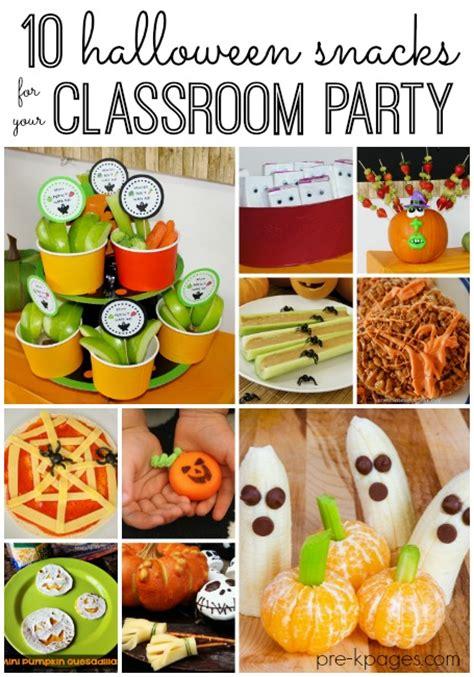 classroom snacks 375 | healthy halloween snacks