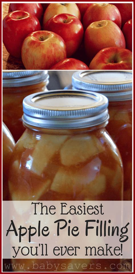 I reduced the cinnamon from 1 1/2 teaspoons per batch to 1/2 a teaspoon because i like a less cinnamon heavy pie, but feel free to use. Easy Apple Pie Filling Recipe for Pies, Apple Crisp and ...