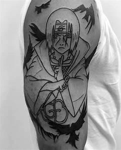 Top 61 Naruto Tattoo Designs Ideas