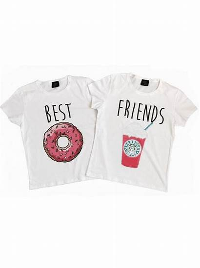 Friend Shirts Duo Shrts Femmes Deparis