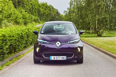 Renault Zoe Tops List Of Uk Second-hand Electric Cars