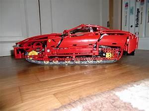 Lego Technic Ferrari : thirdwig 39 s fictional ferrari 424 v 8 supercar lego technic mindstorms model team ~ Maxctalentgroup.com Avis de Voitures