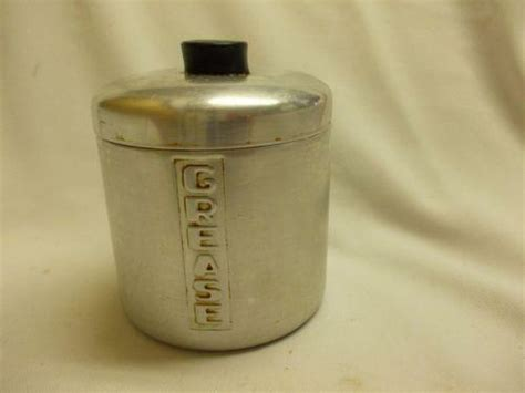 Ebay Kitchen Canisters by Aluminum Kitchen Canisters Ebay