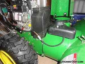 John Deere 1330se Snowblower  U2013 Wiring Harness For The Auger Group