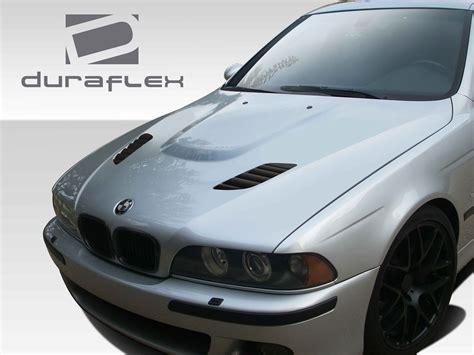 19972003 Bmw 5 Series M5 E39 4dr Duraflex Gts Hood 1pc