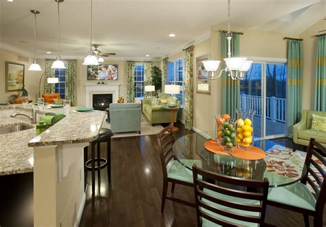 kitchen is open to the family room spacious breakfast