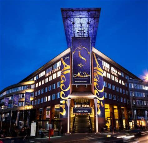 Theater, Anfahrt, Kontakt & Adresse  Disneys Musical
