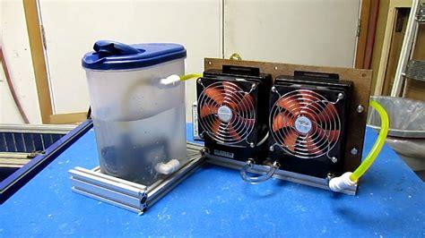 diy  laser tube cooler youtube