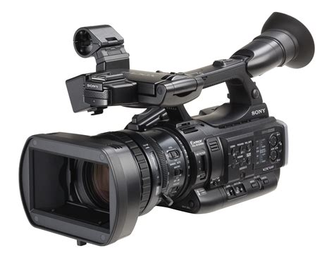 Sony Intros Pmw200 Camcorder