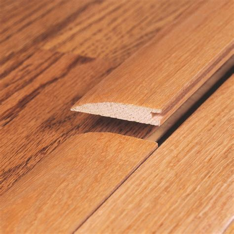 reducer flush mount transition molding  wood flooring