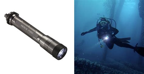 dive light   underwater flashlight reviews